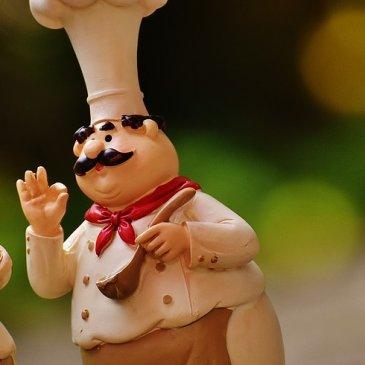 Kochende Küchen-Clowns